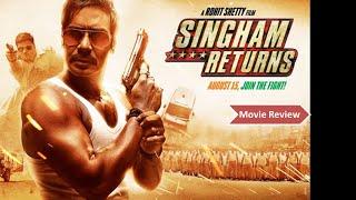 """Singham Returns Full Movie"" Review In Hindi New"