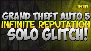 "GTA 5 ONLINE: UNLIMITED RP GLITCH ""AFTER PATCH 1.09"" BEST"
