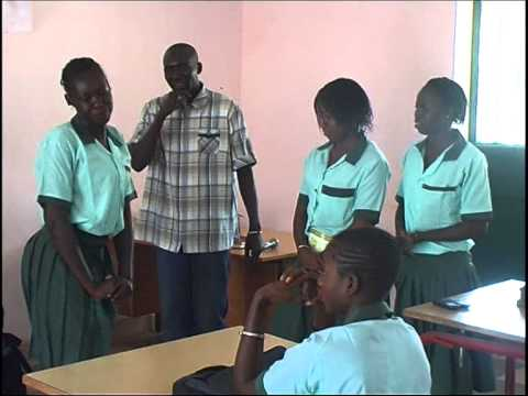 The Gambia Girl Guides Association 2014 Tour Part 2