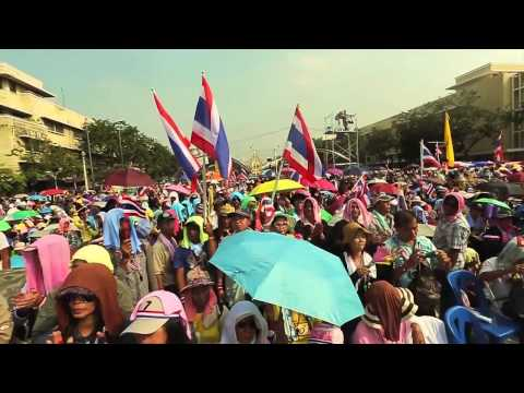 กำนันสุเทพ Thailand Protest Song   Feel Good Farang Edition