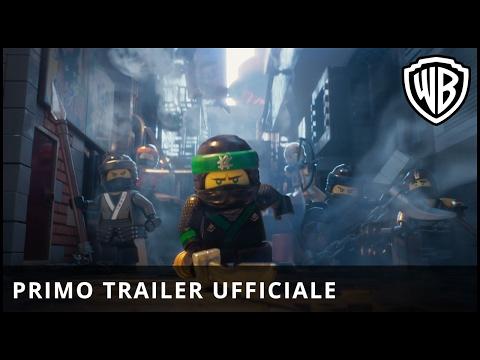 LEGO® NINJAGO® Il film - Primo trailer ufficiale italiano