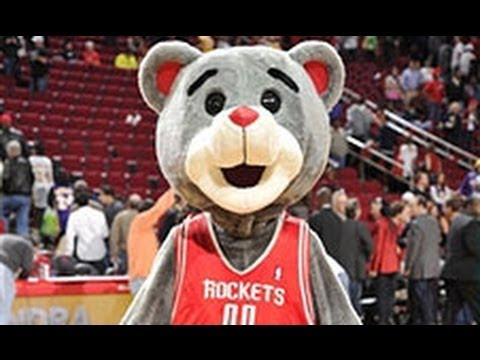 Dwight Loses Shooting Content to Rockets' Mascot