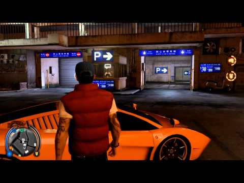MC Taz - Deixa Rolar - Sleeping Dogs