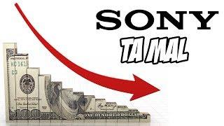 Sony mal financeiramente e realiza demissão em massa