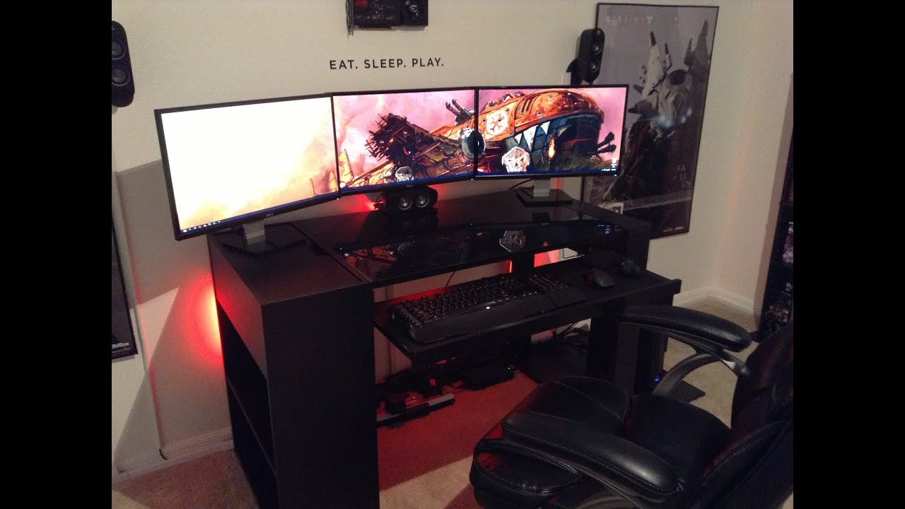 Update Awesome 2013 Pc Gaming Setup Converting The
