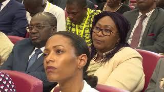 Face à la presse, Amadou Gon Coulibaly fait le bilan de l'action gouvernementale en 2017 et présente les perspectives 2018