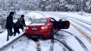 Faily na snehu