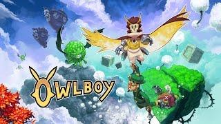 Owlboy - Megjelenés Trailer