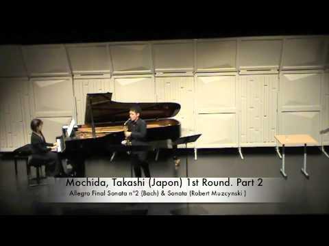 Mochida, Takashi (Japon) 1st Round. Part 2