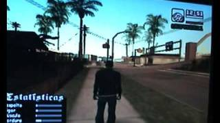 GTA San Andreas PS2 Video Comentado