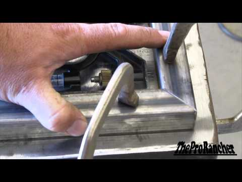 Welding Fabrication Basics - Part 2