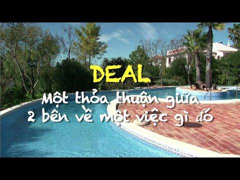 Học tiếng Anh qua tin tức - Nghĩa và cách dùng từ Deal (VOA)