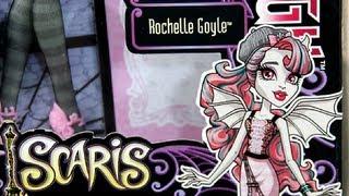 Rochelle Goyle Travel Scaris / Wyprawa Do Upioryża