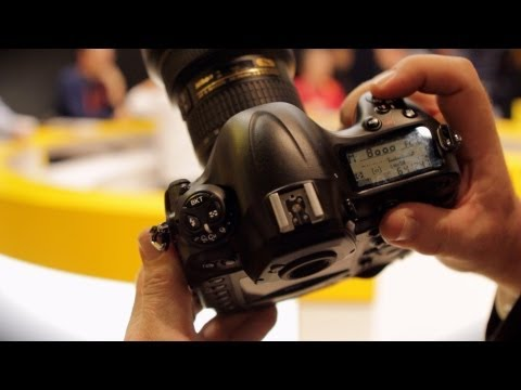 Hands on with the Nikon D4: King of the DSLR Cameras?