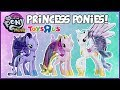 My Little Pony The Movie Friendship Festival Princess Parade Pack