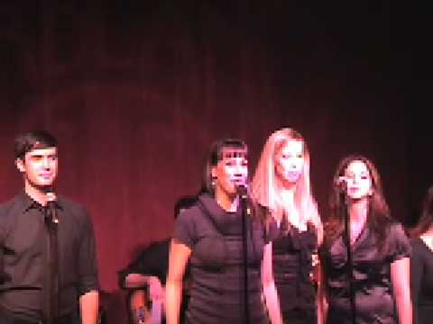 The Distance You Have Come - sung by Natalie Weiss & MNNV Alumni - Live at Birdland 1/12/09