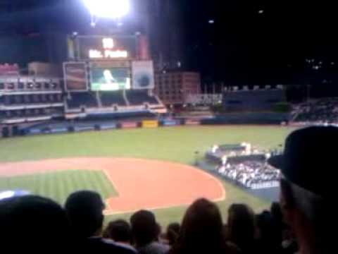 short clips 6/26/14 TONY GWYNN MEMORIAL SERVICE, PETCO PARK