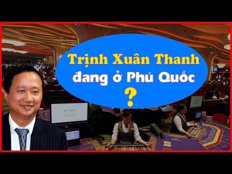 NÓNG: Rộ tin tức, Trịnh Xuân Thanh đang trốn ở  Phú Quốc?