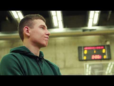 Papildai Galvai: krepšininkas R. Jokubaitis apie rutiną