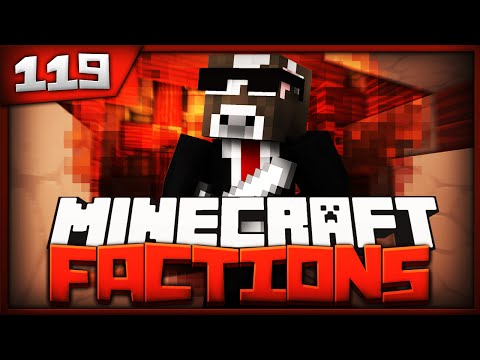 Minecraft FACTION Server Lets Play - HOW TO MAKE A VILLAGER SPAWNER - Ep. 119 ( PvP Factions )
