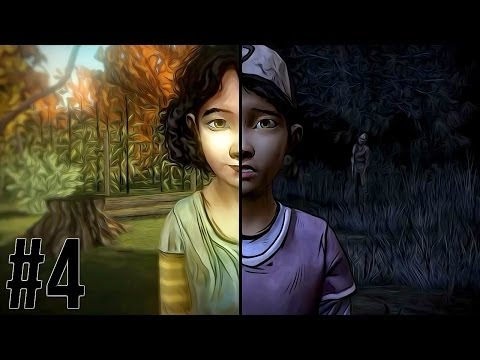 WHO GETS TO LIVE? - The Walking Dead: Season 2 - Part 4 - Gameplay / Walkthrough FINAL, ENDING