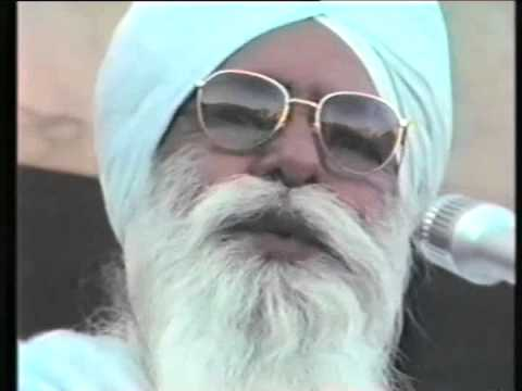 Satsang by Sant Ajaib Singh Ji on 6th February 1986