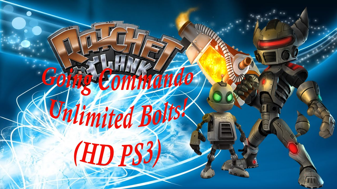 Ratchet And Clank Going Commando Cheats Ps3