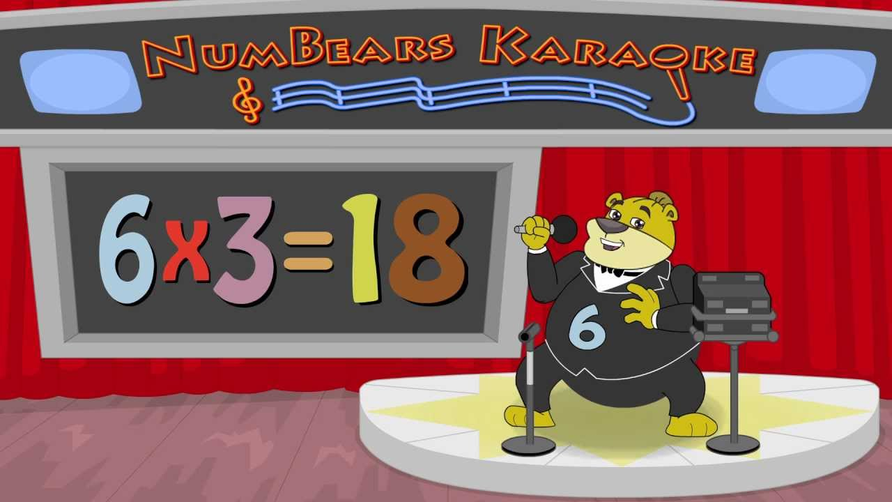 6 times table song 28 images table trouper words ppt 6 times 6 times table song by 6 times table multiplication song with numbear 6 yoshida gamestrikefo Choice Image