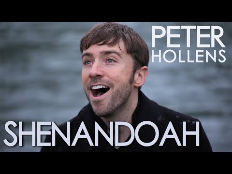 Shenandoah - Peter Hollens (A cappella) - Proceeds Benefit Cerebral Palsy
