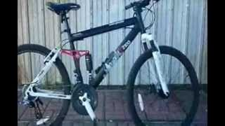 Genesis V2100 Mountain Bike 360 Closeup View Youtube