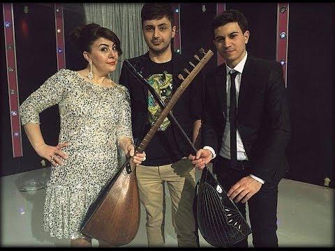 Azer Suleymanli - Ashiq Samire - Suleyman Qasimov Regional Tv 2014 Yeni il Tam versiya