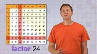 Math Antics Factoring
