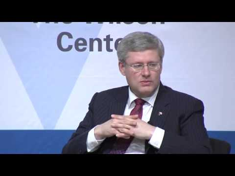 Director's Forum with The Right Honourable Stephen Harper, Prime Minister of Canada