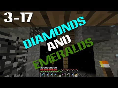 s4-e17 - Monkey Mines - Diamonds and Emeralds