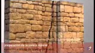 Como reparar una grieta en la pared