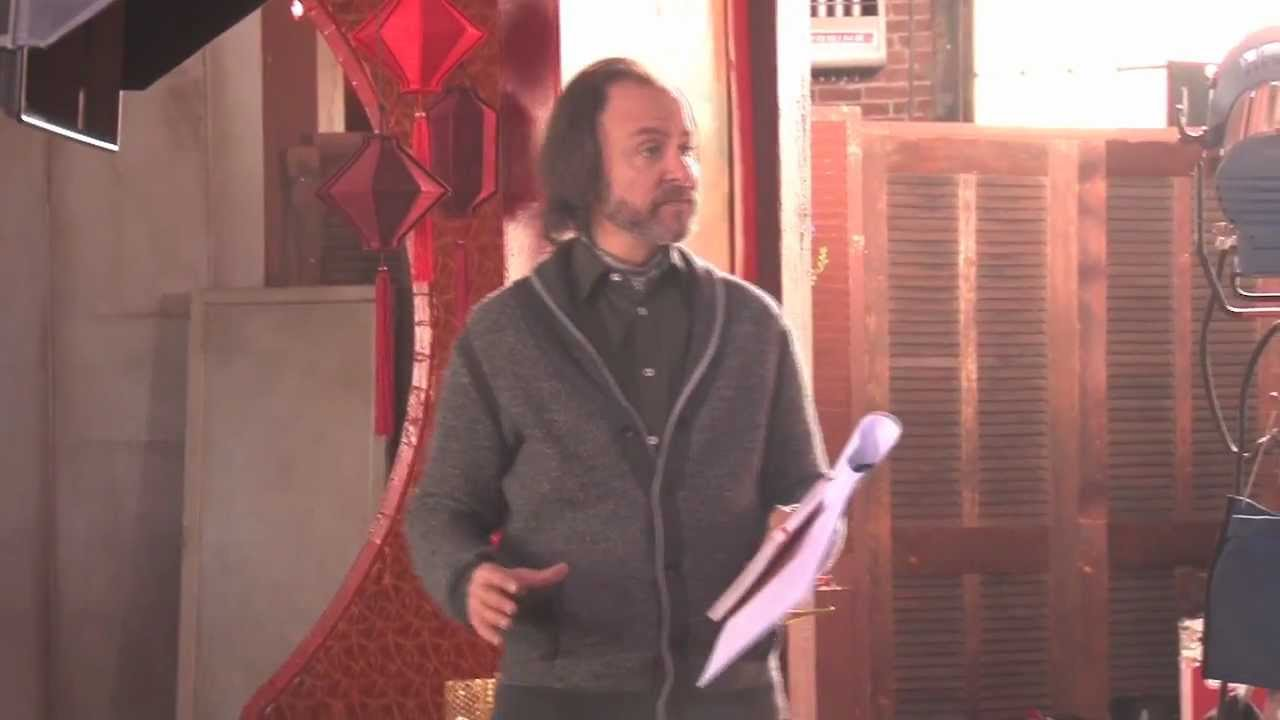 Fisher Stevens Talks About His Real-Life Inspiration for His SVU Character Ted Scott - YouTube