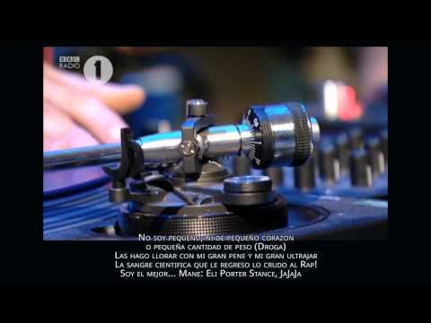 Eminem Freestyle Tim Westwood Subtitulado