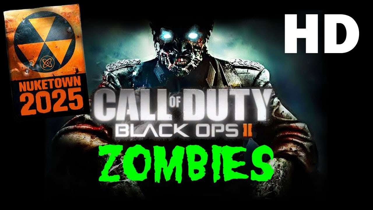 Nuketown zombies guide youtube