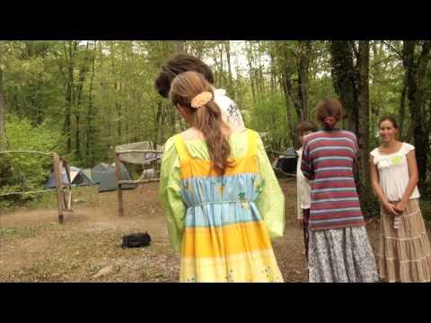 Анастасия Сенатова. Славянские техники работы с телом. Вибрационный массаж (22.09.2010)