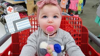 SO MANY ERRANDS & SHAY'S 9 MONTH CHECKUP | DAY IN THE LIFE VLOG | Tara Henderson