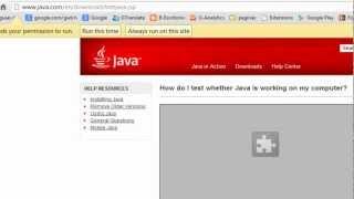 Como Actualizar O Saber Si Java Esta Actualizado En Tu Pc