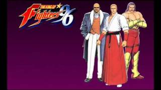 The King Of Fighters '96 Dies Irae (OST & AST)
