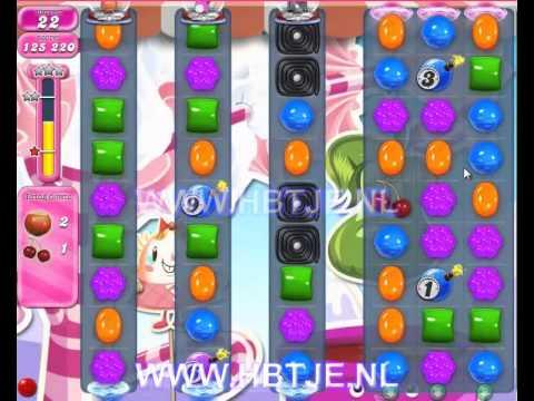 Candy Crush Saga level 487