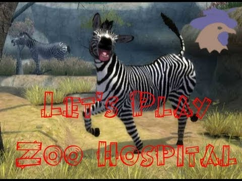 Let's play Zoo Hospital Ep.11 (Trashcans of Africa) w/Tak