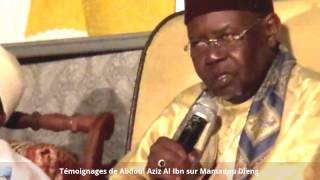 Conférence animée par Abdoul Aziz Al Ibn, Sujet: Tarikha Cheikh Ahmed Tidiane