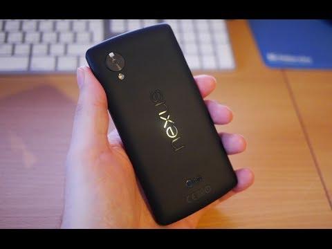 Обзор Google Nexus 5: первые впечатления, экран