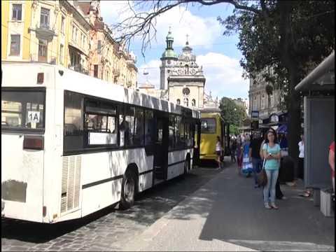 НТА-Новини-Львів: 20.08.2013 - Львівські перевізники  будуть протестувати проти нового законопроект