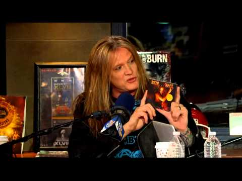The Artie Lange Show - Sebastian Bach (in-studio) Part 1