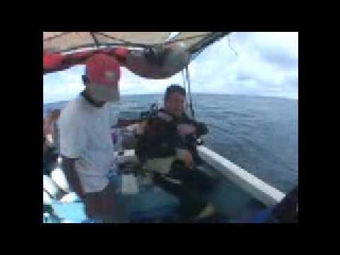 Immersione a SIPADAN parte 1 di 3 (Malesia)