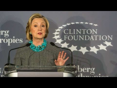 Growing scrutiny for Clinton Foundation